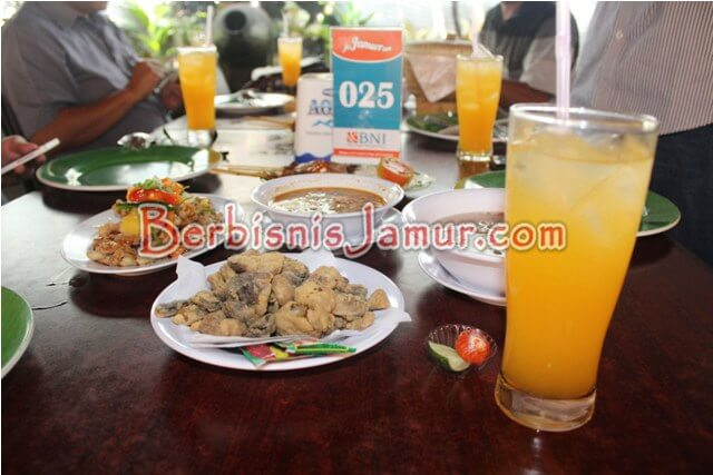 Kuliner Jamur