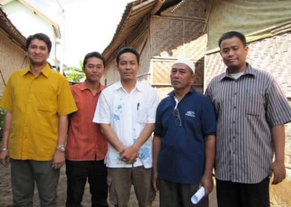 peserta pelatihan budidaya jamur