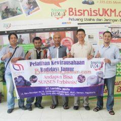 Foto Bersama Peserta Jamur