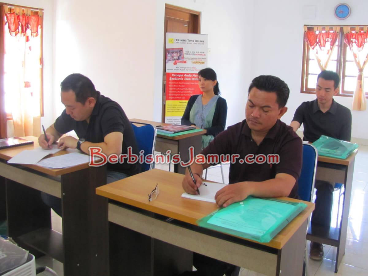 Peserta Training Jamur 43