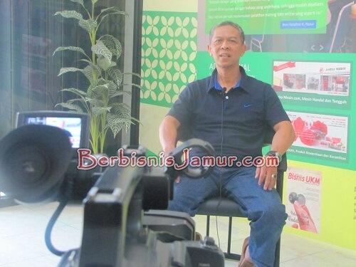 Testimoni Peserta Training Budidaya Jamur Tiram Angkatan ke-44